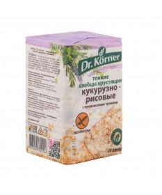Хлебцы Dr. Korner «Кукурузно-рисовые» с прованскими травами