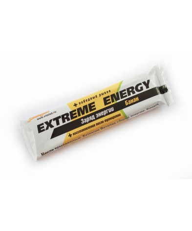 """Батончик мюсли """"Виталад"""" банановый """"Заряд энергии"""" 40 гр"""