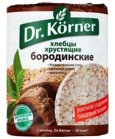Хлебцы Dr. Korner «Бородинские»