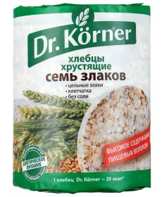 Хлебцы Dr. Korner «7 злаков»