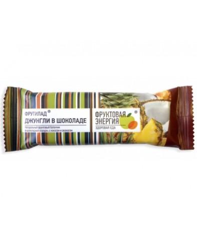 """Батончик """"Джунгли в шоколаде"""" 30 гр"""