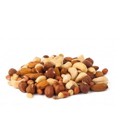Коктейль ореховый-соленый (жареный) 200 гр