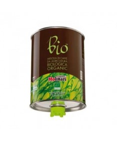 Кофе Molinari Bio Organic 100% Aрабика 3 кг