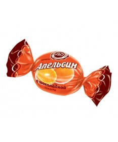 Апельсин в шоколаде 1 кг