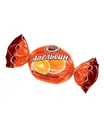 Апельсин в шоколаде 200г