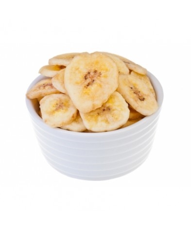 Банановые чипсы 6,8кг (коробка)
