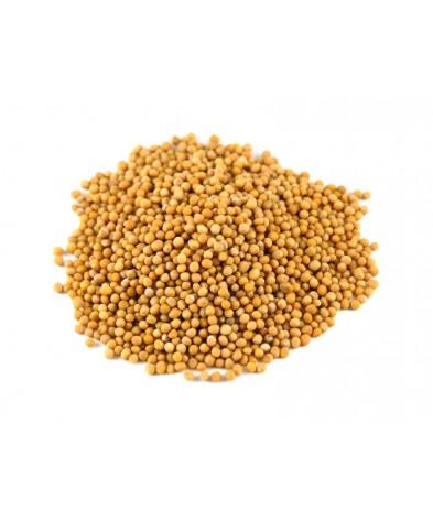 Горчица семена желтые 500г