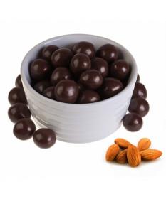 Миндаль в темном шоколаде 1 кг