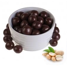 Арахис в темном шоколаде (упаковка 150 грамм)