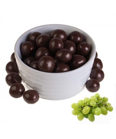 Изюм в темном шоколаде (упаковка 150 грамм)