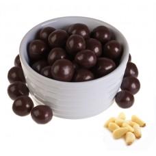 Кедровый орех в темном шоколаде 150 гр