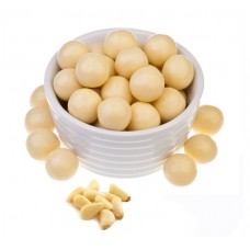 Кедровый орех в белом шоколаде 500 гр