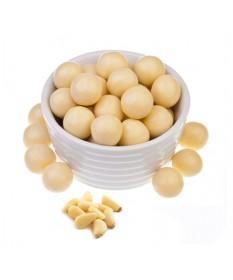 Кедровый орех в белом шоколаде 150 гр