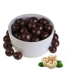 Кешью в темном шоколаде 500 гр