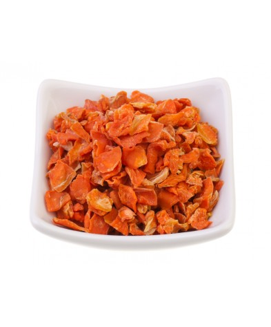 Морковь сушеная (хлопья) 500г