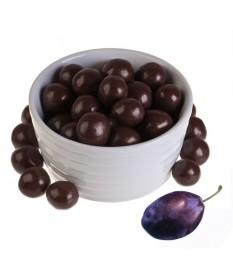Чернослив в темном шоколаде 500 гр