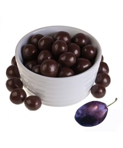 Чернослив в темном шоколаде (упаковка 150 грамм)