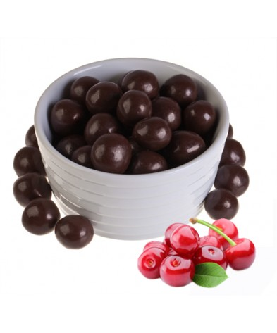 Вишня в темном шоколаде 500 г