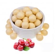 Вишня в белом шоколаде (упаковка 150 грамм)